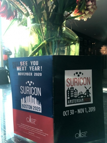 SuriCon 2019 in Amsterdam